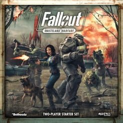 Fallout Wasteland Warfare 2-Player Starter Kit