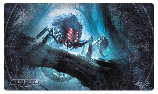 Arkham Horror the Card Game Playmat