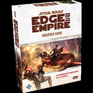 Star Wars RPG Edge of the Empire Box