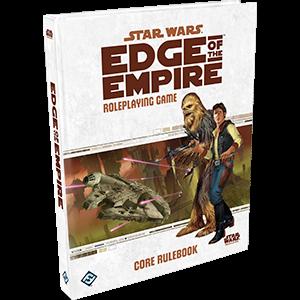 Star Wars RPG Edge of the Empire Core Book