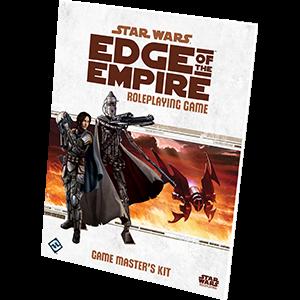 Star Wars RPG Edge of the Empire Game Master Kit