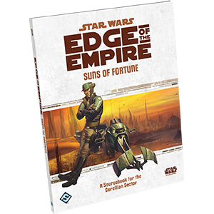 Star Wars RPG Edge of the Empire Suns of Fortune