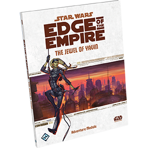 Star Wars RPG Edge of the Empire Jewel of Yavin