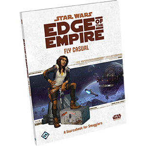 Star Wars RPG Edge of the Empire Fly Casual