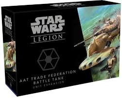 Star Wars Legion Trade Federation Battle Tank