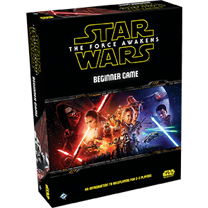 Star Wars RPG Force Awakens Beginner Game
