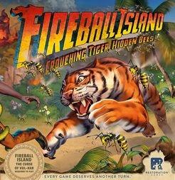 Fireball Island the Curse of Vul-Kar: Crouching Tiger, Hidden Bees