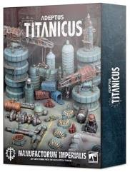 ADEPTUS TITANICUS: MANUFACTORUM IMPERALIS INDUSTRIAL SCENERY