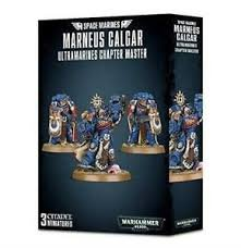 MARNEUS CALGAR: ULTRAMARINES CHAPTER MASTER