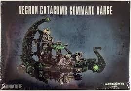 NECRON CATACOMB COMMAND BARGE