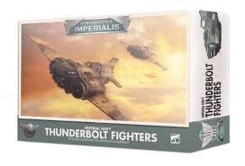 AERONAUTICA IMPERIALIS: THUNDERBOLT FIGHTERS