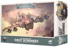 AERONAUTICA IMPERIALIS ORK AIR WAAAGH! GROT BOMMER