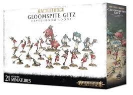 Gloomspite Gitz: Caveshroom Loonz