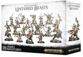 Slaves To Darkness: Untamed Beasts
