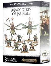 START COLLECTING! MAGGOTKIN OF NURGLE