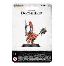 Fyreslayers Doomseeker
