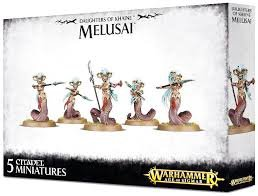 DAUGHTERS OF KHAINE MELUSAI