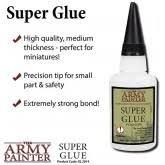 Glue: Super Glue