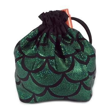 Red King Mermaid Dice Bag