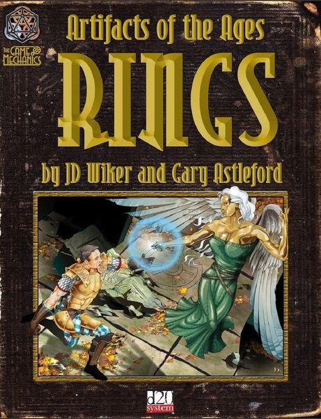 Artifacts of the Ages - Rings