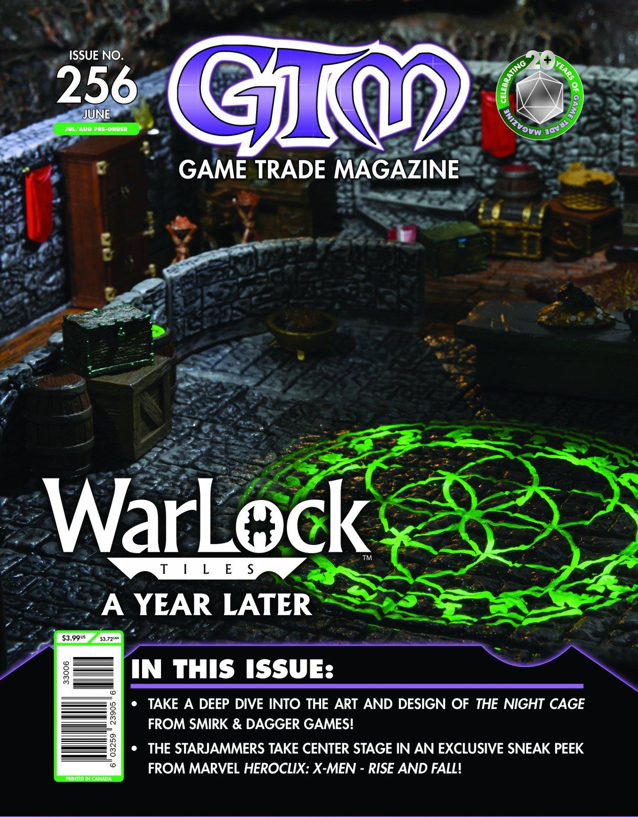 Game Trade Magazine 256