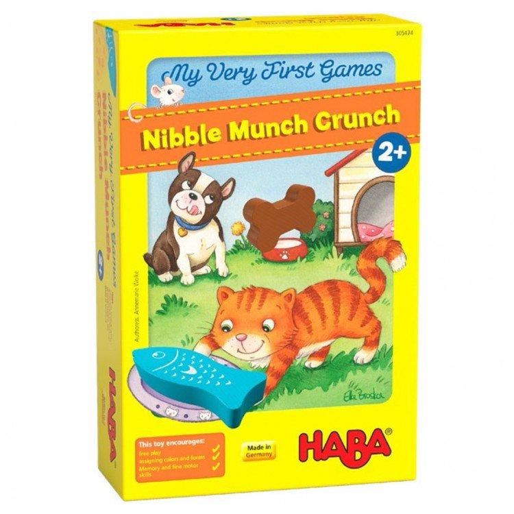 MVFG Nibble Munch Crunch