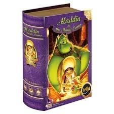 Tales & Games: Aladdin & the Magic Lamp