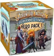 Adventure Tactics: Domiannes Tower Hero Pack
