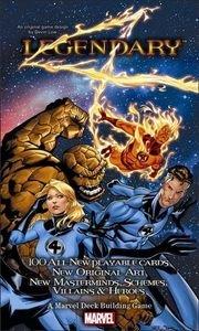 Marvel Legendary Fantastic Four