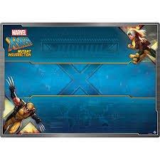 X-Men: Mutant Insurrection Game Mat