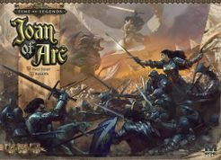 Time of Legends Joan of Arc Maiden Kickstarter Edition