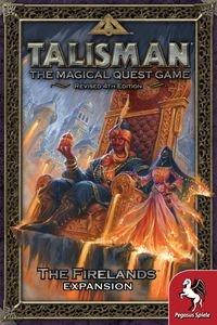 Talisman 4th Edition: The Firelands