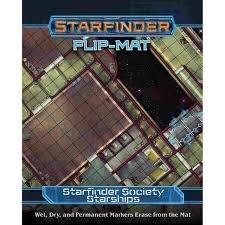 Starfinder RPG Flip-Mat