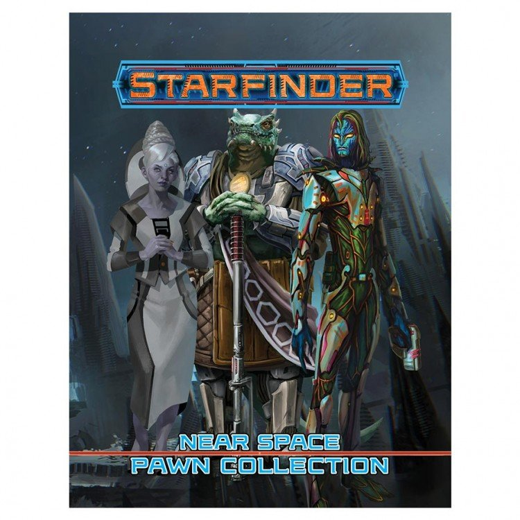 Starfinder RPG Near Space Pawn Collection
