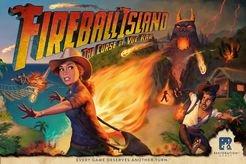 Fireball Island Curse of Vul-Kar
