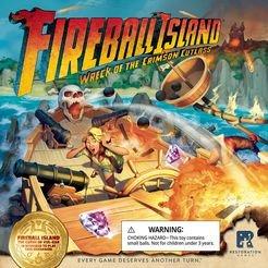 Fireball Island the Curse of Vul-Kar: Wreck of the Crimson Cutlass