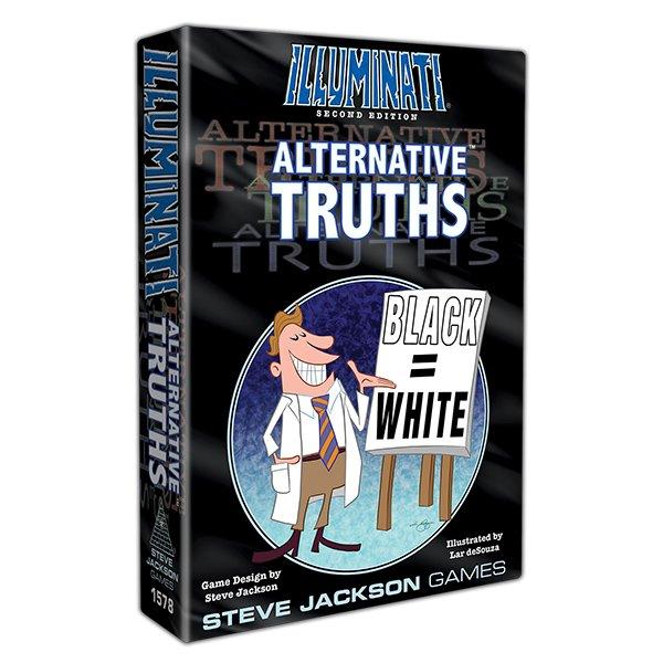 Illuminati: Alternative Truths