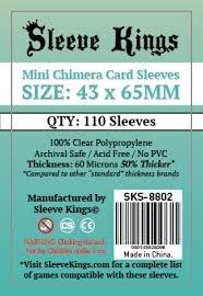 Sleeve Kings Mini Chimera Board Game Sleeves