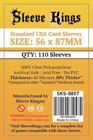 Sleeve Kings USA Standard Board Game Sleeves