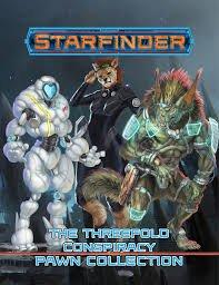 Starfinder The Threefold Conspiracy Pawns