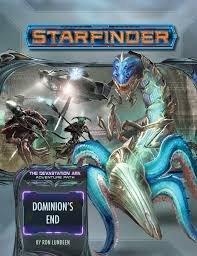 Starfinder RPG Dominion's End