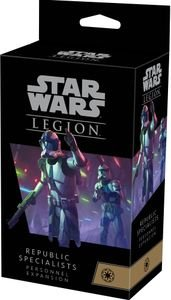 Star Wars Legion: Republic Specalists