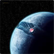 Star Wars Starkiller Base Gamemat