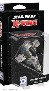 Star Wars X-Wing 2nd Ed Jango Fett's Slave I