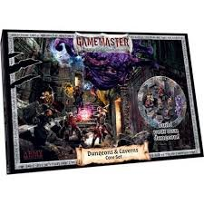 Gamesmaster Dungeons & Caverns Core Set
