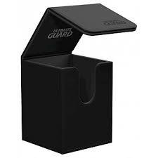Leatherette Flip Deck Box