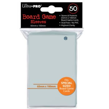 Ultra Pro Specialty Board Game Sleeves
