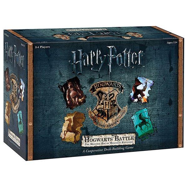 Harry Potter Hogwarts Battle Monster Box of Monsters