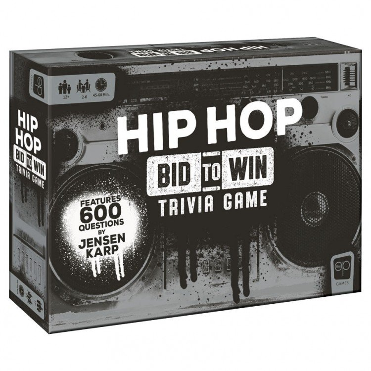 Hip Hop Bid to Win Trivia