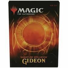 Magic the Gathering CCG Signature Spellbook
